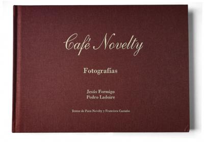 Portada Café Novelty Fotografías